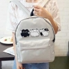 Pre-order กระเป๋าเป้สะพายหลัง ลายน่ารักๆ แฟชั่นเกาหลีน่ารัก Fashion bag รหัส G-907