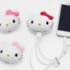 Powerbank Hello Kitty ความจุ 8000 Mah