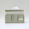 Tissue Case (Green / dot)