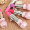 (ขายพร้อมส่ง)MMX Meng Meng Xiong lipstick ลิปเนื้อดี สีเด่นชัด สีสวยหวานแมทกับแพกเกจน่ารักๆ สำเนา