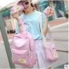 Pre-order กระเป๋าเป้สะพายหลัง เซ็ต4ใบ ลายน่ารักๆ แฟชั่นเกาหลีน่ารัก Fashion bag รหัส G-500