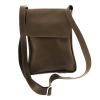 กระเป๋าผู้ชาย กระเป๋าสะพาย สีน้ำตาล ออกแบบได้ทันสมัย
