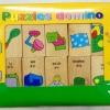 Puzzle Domino Household Equipment