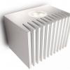 Ledino - โคมไฟติดผนัง (สีเขาว)