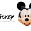 Power bank Mickey mouse ความจุ:12,000 mah