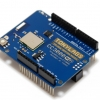 CC3000 WiFi Shield with Onboard Ceramic Antenna