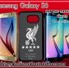 Liverpool Samsung Galaxy S6 case pvc