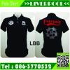 เสื้อโปโล ลิเวอร์พูล สีดำ LBB