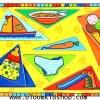เกมส์จับคู่รูปทรงสามเหลี่ยม