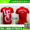 เสื้อยืด Liverpool สีแดง T-LFR