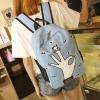 Pre-order กระเป๋าเป้สะพายหลัง น่ารักๆ เรียบง่าย แฟชั่นเกาหลีน่ารัก Fashion bag รหัส G-0279