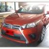 Toyota New Yaris eco 2014  DVD Navigator