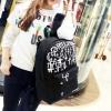 Pre-order กระเป๋าเป้สะพายหลัง เรียบง่าย แฟชั่นเกาหลีน่ารัก Fashion bag รหัส G-339