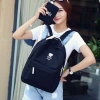 Pre-order กระเป๋าเป้สะพายหลัง เซ็ต 2 ใบ แฟชั่นเกาหลีน่ารัก Fashion bag รหัส G-525