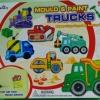 Color Day Mould & Paint TRUCKS