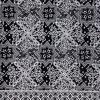 ผ้าถุงขาวดำ ec13043bk