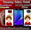 One Piece Samsung Galaxy Note5 pvc case
