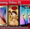 One Piece Samsung Galaxy S6 case pvc
