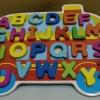 Alphabet Matching Board