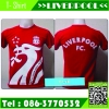 เสื้อยืด Liverpool สีแดง T-LYR