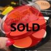 (หมดแล้ววว !! หมดโล้วว)PARTY QUEEN Creamy Concealer Kit คอลซีลเลอร์คิต 2 สีในตลับเดียว ปราศจากน้ำหอม เหมาะสำหรับผิวแพ้ง่าย