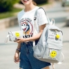 Pre-order กระเป๋าเป้สะพายหลัง เซ็ต2ใบ ลายน่ารักๆ แฟชั่นเกาหลีน่ารัก Fashion bag รหัส G-614