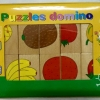 Puzzle Domino Fruity