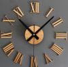 นาฬิกาไดคัท อะคริลิค gear12