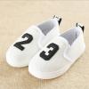รองเท้าเด็ก 2 3 สีขาวไชส์ 33 34 35 36