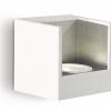 Ledino - โคมไฟติดผนัง (สีขาว)