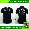 เสื้อโปโล ลิเวอร์พูล UCL สีดำ LFB