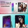 เคสพิมพ์ภาพ Samsung Galaxy Note4 ภาพให้สีคอนแทรส สดใส มันวาว