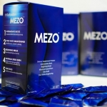 Mezo ลดน้ำหนัก ( มีสติ๊กเกอร์กันปลอม ) ยับยั้งสกัดกั้นไขมันเข้าสู่ร่างกาย ทำให้อิ่มเร็ว