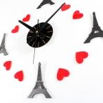 นาฬิกาไดคัท อะคริลิค gear18