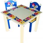 โต๊ะเขียนหนังสือเด็ก รุ่น ABC KIDS