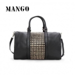 MANGO : SPIKED BOWLING BAG