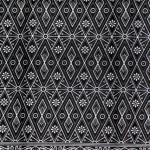 ผ้าถุงขาวดำ ec4117bk