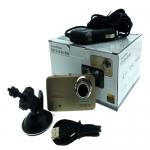 กล้องติดรถยนต์ Car Camcorder AM900 สีทอง