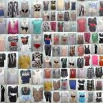 โอกาสสุดท้าย (**โปร 100 ตัวตัวละ 29 บาทเท่านั้น**) แฟชั่นยกถุงรวม เสื้อ เดรส กก โปรง รวมเสื้อผ้า100ตัว ยอดโอน 3300บ.