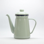 Vintage Enamel Kettle-1L