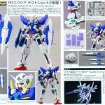 RG 1/144 Gundam Exia + Repired Part Combo Pack