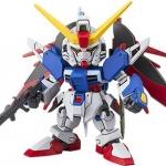 SD GUNDAM EX-STANDARD 008 Destiny Gundam