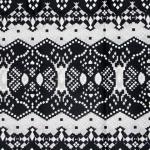 ผ้าถุงขาวดำ ec9926bk
