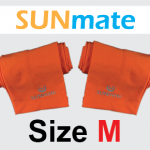 size M : Orange modern : ส้ม