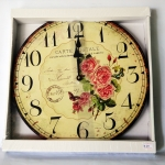 นาฬิกาผนัง ขนาด 13 นิ้ว รหัส 1990