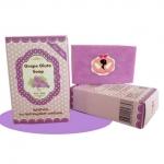Grape gluta soap  สบู่กลูต้าองุ่น ขาว ต่อต้านอนุมูลอิสระ ชะลอริ้วรอย