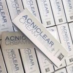 ใหม่ Acniclear Cream ครีมสยบสิว หน้าใสระดับ10!! ตัวHOT