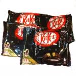 คิทแคทรสดาร์คช็อกโกแล๊ต ขนนำเข้าจากญี่ปุ่น