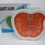 นาฬิกาแอปเปิ้ล สีส้ม รหัส 1319