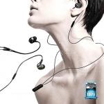 หูฟัง remax Small Talk BT/ RB - S8 สีดำ